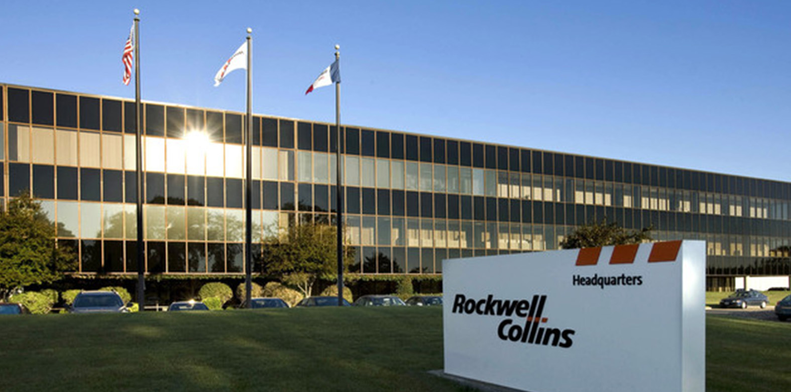 Rockwell Collins Headquarters In Richardson